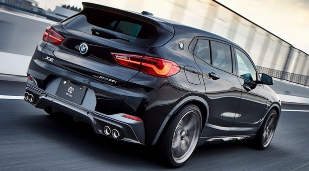 3D Design BMW X2 (3)