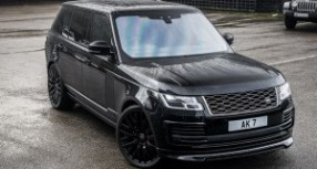 Range Rover V8 Supercharged Project Kahn Long Wheel Base