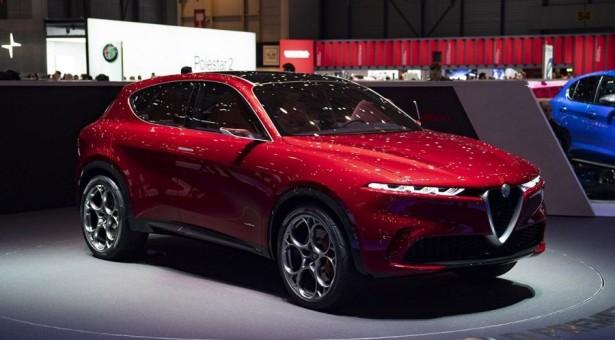 Novi SUV Alfa Romea prava je dizajnerska i sportska poslastica