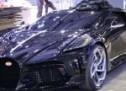 Kako izgleda kada najskuplji auto na svijetu napušta ženevski salon (VIDEO)