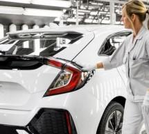 BMW zainteresovan za kupovinu Hondine fabrike u britanskom Swindonu