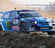 NE ODUSTAJE: Ken Block ponovo za volanom Ford Escort Coswortha! (VIDEO)