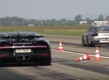 Pustili zvijer s lanca: Porsche 'pobrisao pod' Chironom (VIDEO)