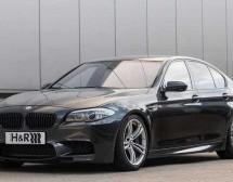 H&R gevinde opruge za automobil BMW M5 (F10)