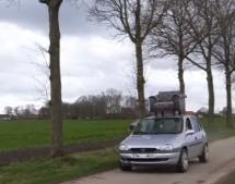 Može li umjesto na benzin automobil voziti na votku? (VIDEO)
