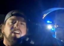 Prenosio uživo kako vozi 300 km/h, a onda ga je zaustavila policija (VIDEO)